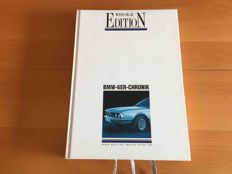 White blue edition - BMW 6er Chronik by Thomas G. Müller - limited to 635 copies