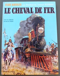 Blueberry T7 - Le Cheval de fer - C - EO (1970)