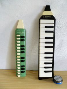 Medolica - Hohner - 1 soprano and 1 piano 26 - Germany