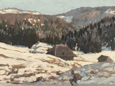 K. Heiltramn (20th century) - Winter