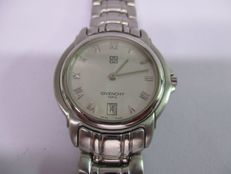 GIVENCHY Imperator - unisex Swiss made quartz stainless steel wristwatch c.1990/2000s