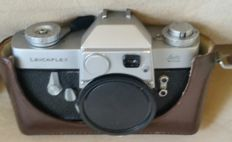 Leicaflex Camera with Halfcase TOP.