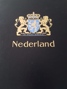 The Netherlands, 1970-2001 - collection with booklets and sheets in two Davo LX albums