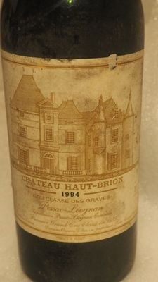 1994 Chateau Haut-Brion Pessac - Léognan Premier Grand Cru Classé - 1 bottle (75cl)