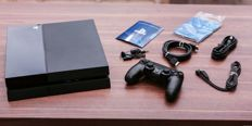 New PS4 - 500 GB - boxed