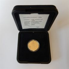 The Netherlands - Ducat 1995 Beatrix in coffer - gold