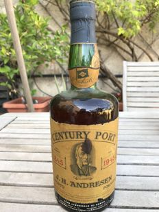 Port Wine Andresen Century Port 1845-1945