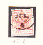 Austria 1850/1938 - collection with stamps between Michel 3/659 and postage due stamps 1/174.