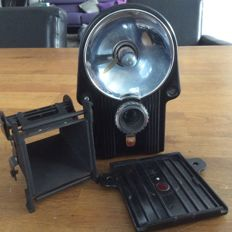 Philips bakelieten box camera
