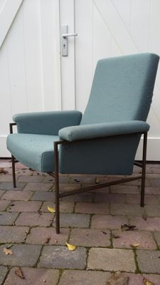 Designer unknown, vintage armchair
