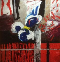Jelle Ronald Koornstra - Boxing rabbit