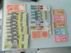 World - 200 banknotes