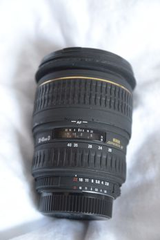 Sigma 20-40mm f/2.8 EX DG Aspherical for Nikon