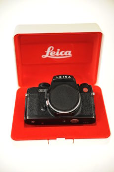 Leica R-E body in Box