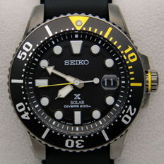 Seiko Prospex – Solar Diver's 200M – New – Men's Watch