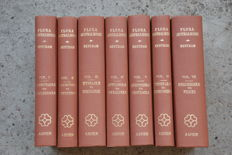 George Bentham & Ferdinand Mueller - Flora Australiensis: a Description of the Plants of the Australian Territory - 7 volumes - 1967