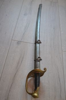 Infantry officer's sword 1855