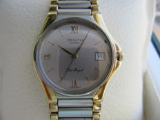 ZENITH Port Royal quartz - Men's wristwatch - 1980s
