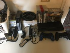 More than complete WII en Playstation 3 with 32 games and different worlds