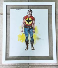 "Andreucci, Stefano - Original illustration ""Zagor"""