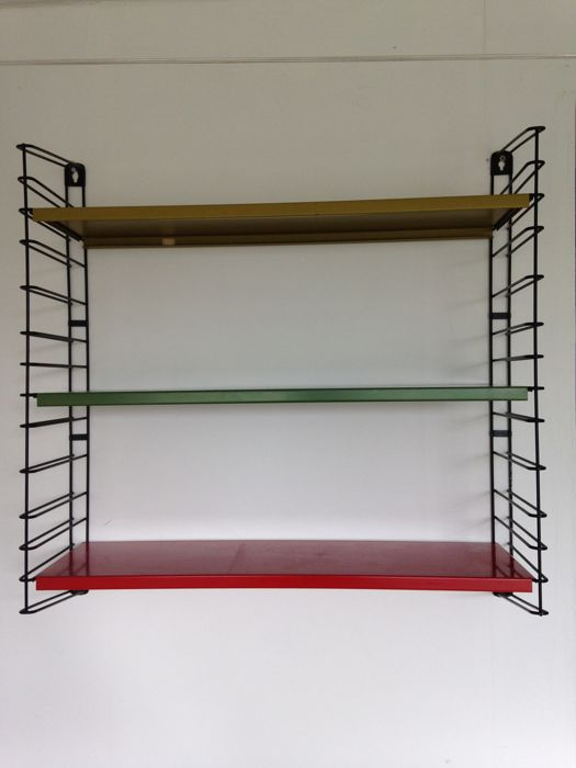 Tomado – 3x book rack with 9 shelves