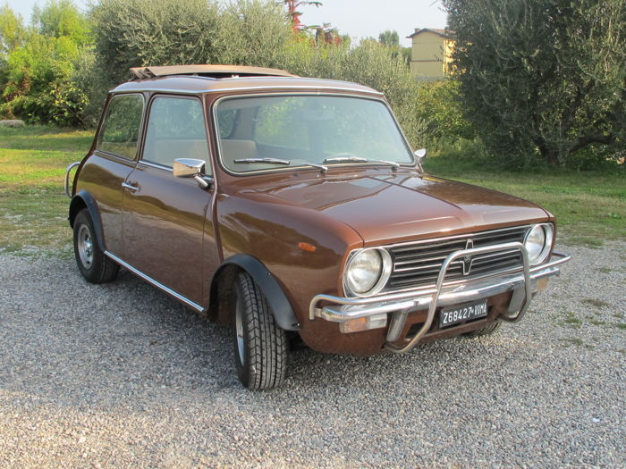 austin mini clubman saloon appertenuta a giorgio gucci 1980 catawiki. Black Bedroom Furniture Sets. Home Design Ideas