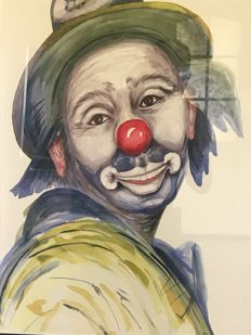 Unknown artist - Clown