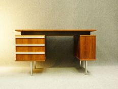 Vintage desk by unknown designer/manufacturer