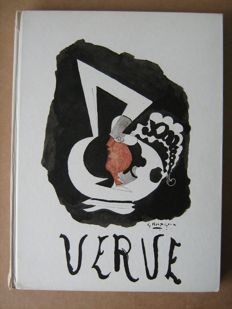 Verve - Vol. VII, Issue 27 and 28 - 1952
