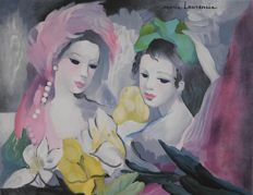 Marie Laurencin (after) - Les Filles