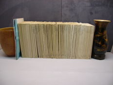 Freemasonry; Lot of 58 Masonic magazines 'Grand Orient de France' and 'Humanismes' - 1956/1972