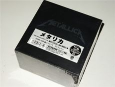 Metallica  Box Set       Made in Japan SHM-CD