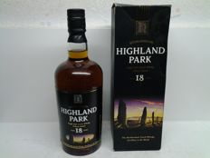 Highland Park 18 - old bottling