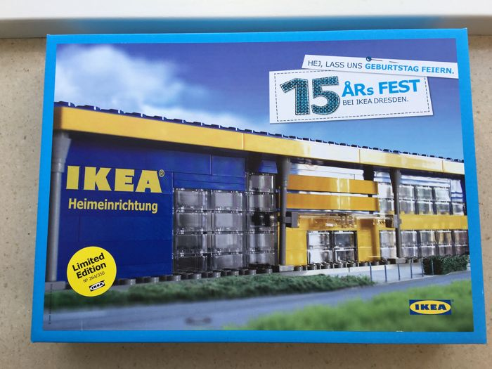 employee gift 15 jahre ikea dresden nr 139 350. Black Bedroom Furniture Sets. Home Design Ideas