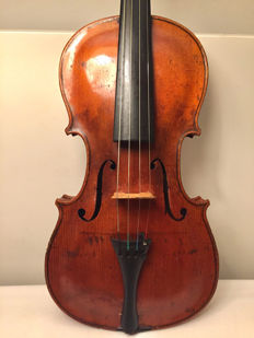 German Stainer violin