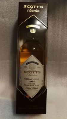 Strathisla, 1989, bottled in 2011, Scott's Selection, 56.5% cask strength