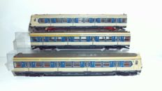 Roco H0 - 04134B - 3 piece electric S-Bahn train set of the DB