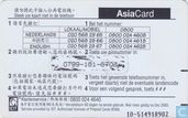 Telefoonkaarten - International Discount Telecommunications - Asiacard