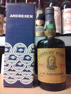 NV Andresen Century Port 1845-1945