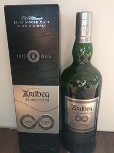 Ardbeg Perpetuum (200th anniversary limited edition)