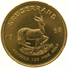 South Africa - Krugerrand 1968 - 1 oz gold