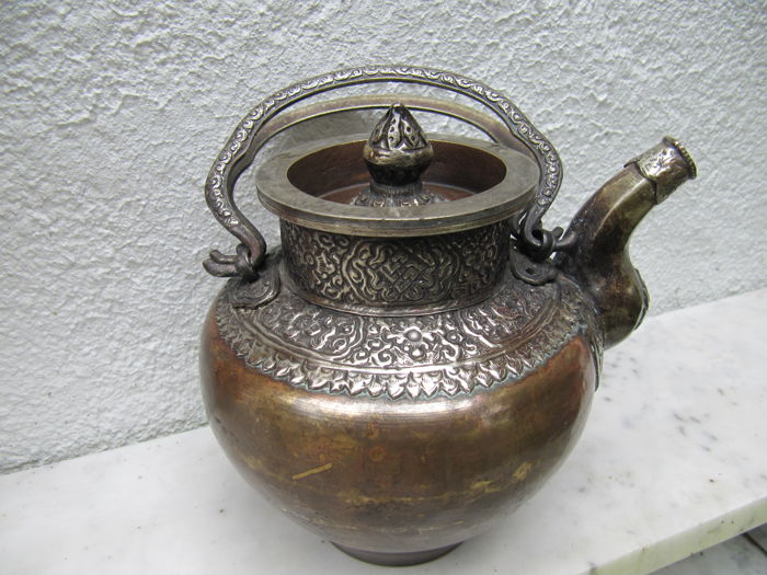 Tibetan Teapot from the 19th century