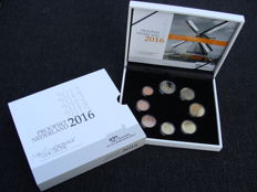 The Netherlands - Year pack of Euro coins 2016