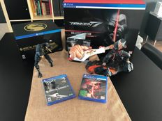 Tekken 7 en Mortal Kombat X collector editions!