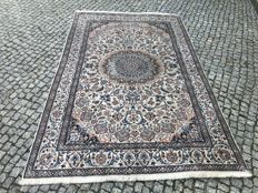 Made In Iran / Persian Nain  Rug 245x155 cm -hand knotted