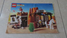 Westerns + Classic Town no 6755 + 378 -  Sheriff's Lock-Up + Tractor