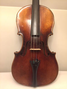 Old German violin