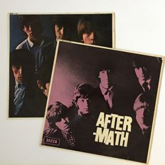 Rolling Stones Nr. 3 and Aftermath - Mono - Dutch releases