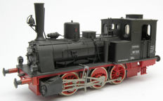 Gauge 0 - Pola Maxi - 010 - Steam locomotive Series BR 89 of the DB, dummy, with loose motor