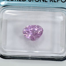 Kunzite – 2.03 ct no reserve price